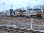 CSX 7872 & 7723